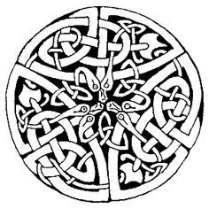 Drawn snake celtic knot Deviantart knot Feivelyn outlines Google
