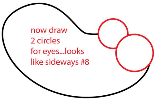 Drawn snake easy draw How Step Step Cartoon :
