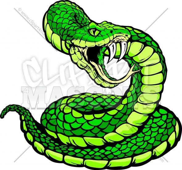 Drawn snake green Snake  for 25+ head