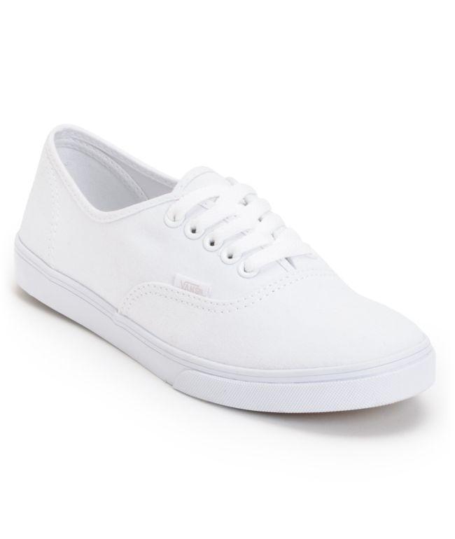Drawn sneakers white van Vans Pro Lo Pinterest White