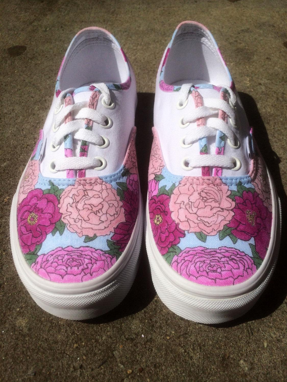 Drawn sneakers white van Drawn Vans Shoes vans or