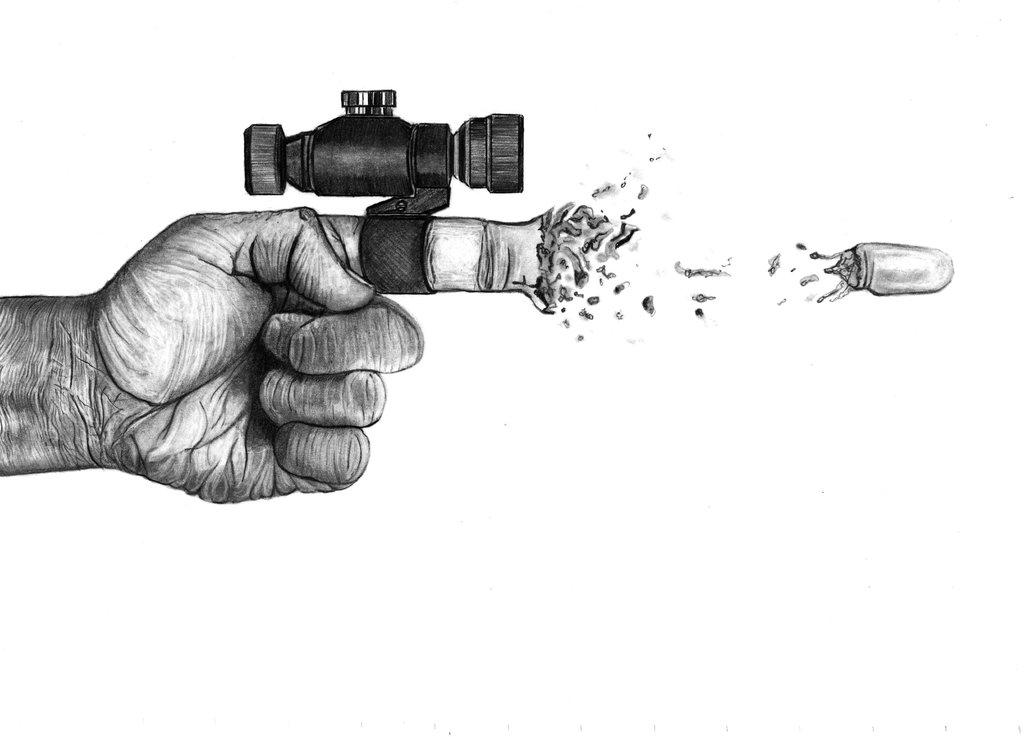 Drawn snipers The Shanghai DeviantArt Paul Trilogy