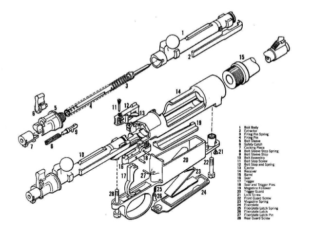 Drawn snipers 50 cal SNIPER M107 heads; Available CAL