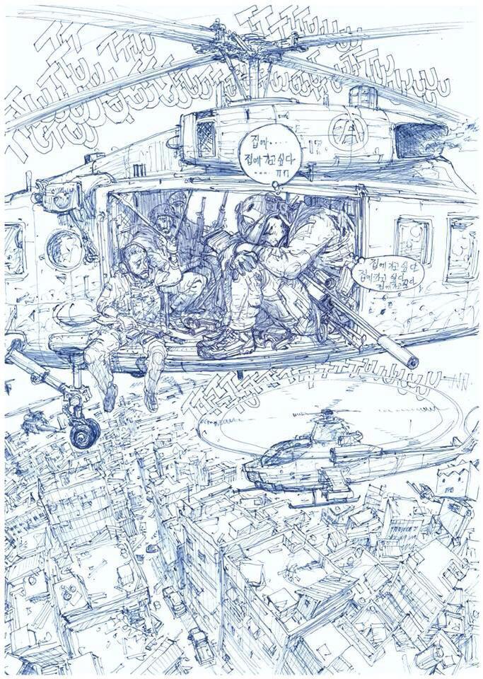 Drawn snipers american sniper #kimjunggi American #kimjunggi Sniper SKETCH
