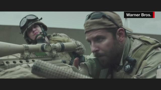 Drawn snipers american sniper How talks com CNN being