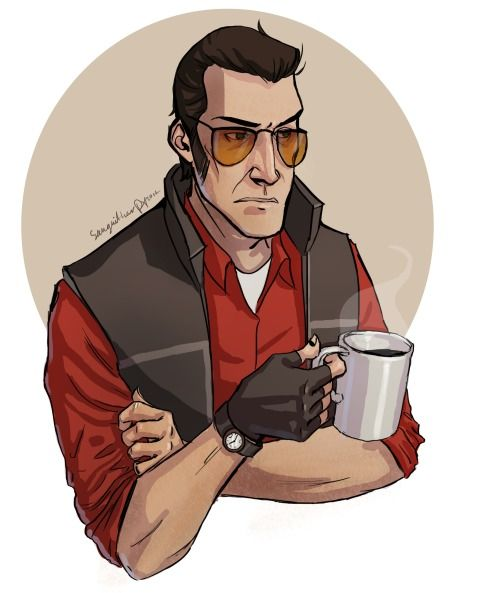 Drawn snipers awesome Pinterest Fortress 2 best 139