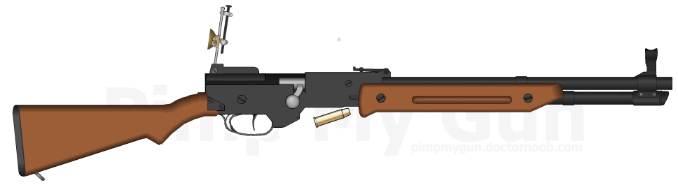Drawn snipers bolt action rifle Action 1 Malachi on DeviantArt
