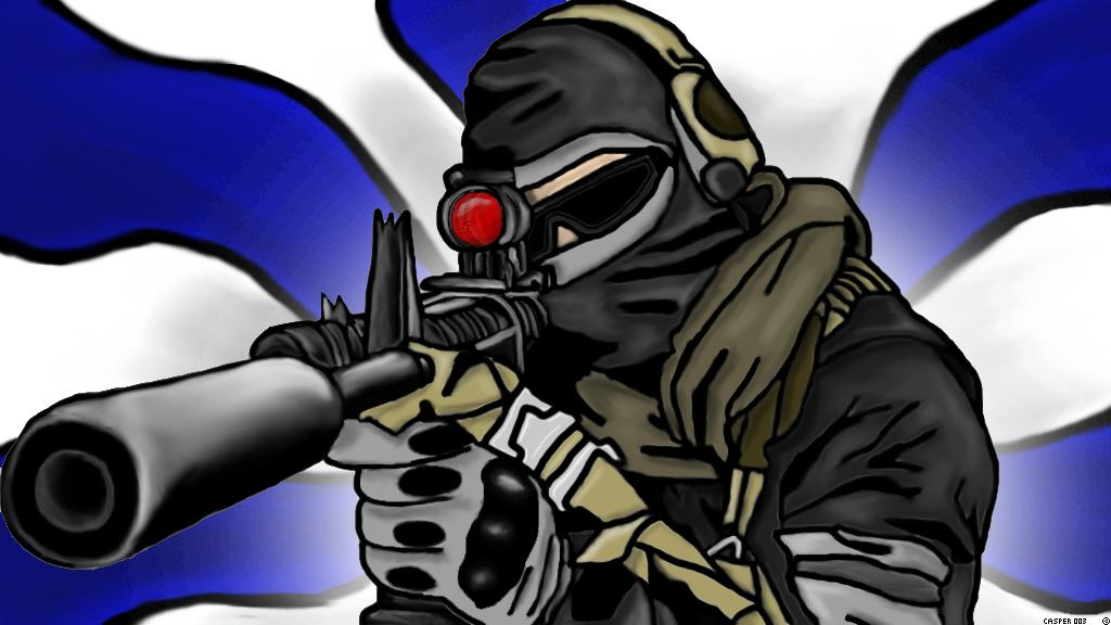 Drawn snipers comic #4