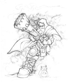 Drawn snipers kardel Schwoar dwarvensniper by Explore dwarvensniper