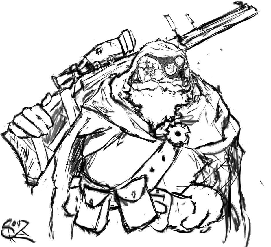 Drawn snipers kardel Kardel the Kardel Sniper by