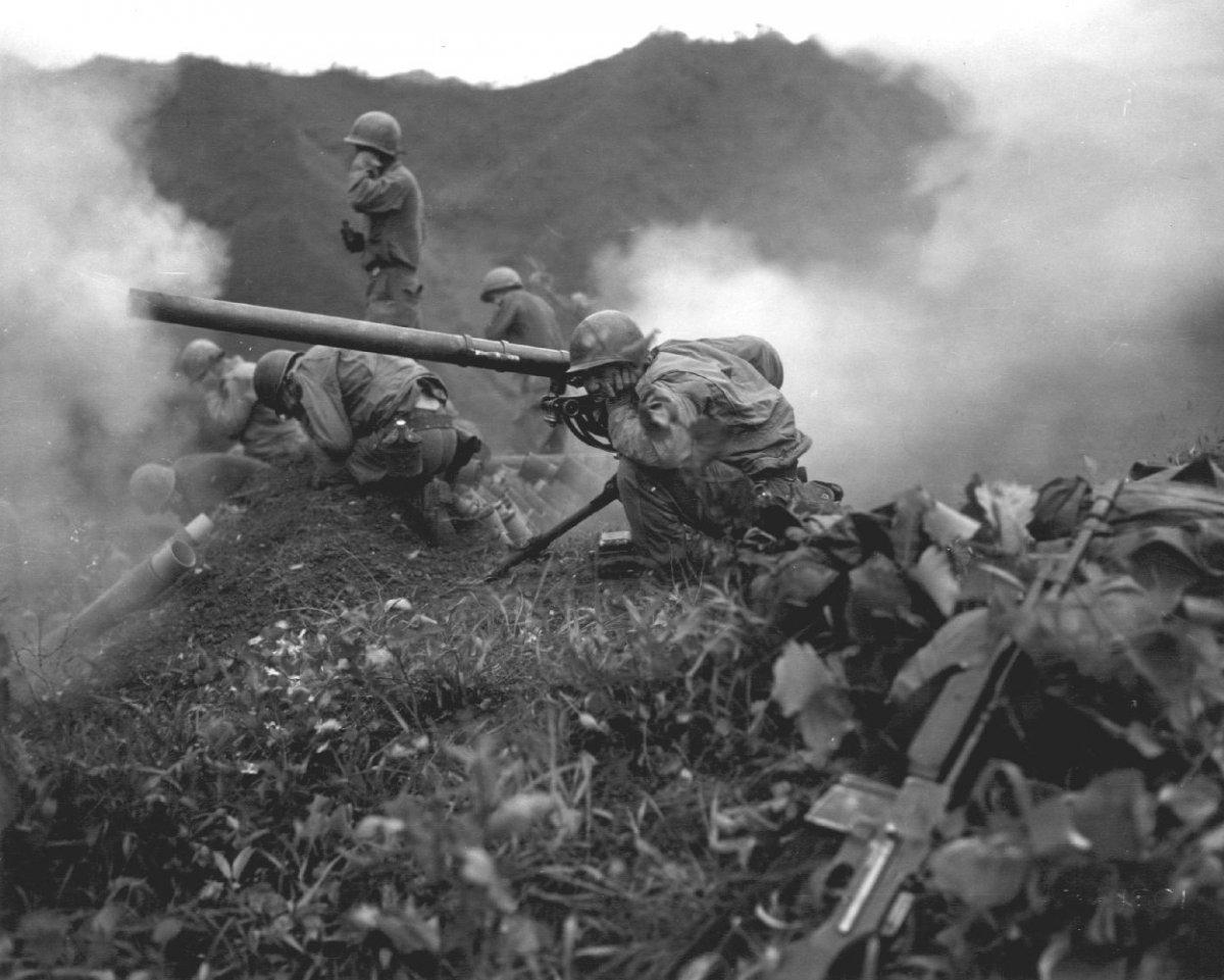 Drawn snipers korean war Business M20_75_mm_recoilless_rifle_korean_war The 65 How
