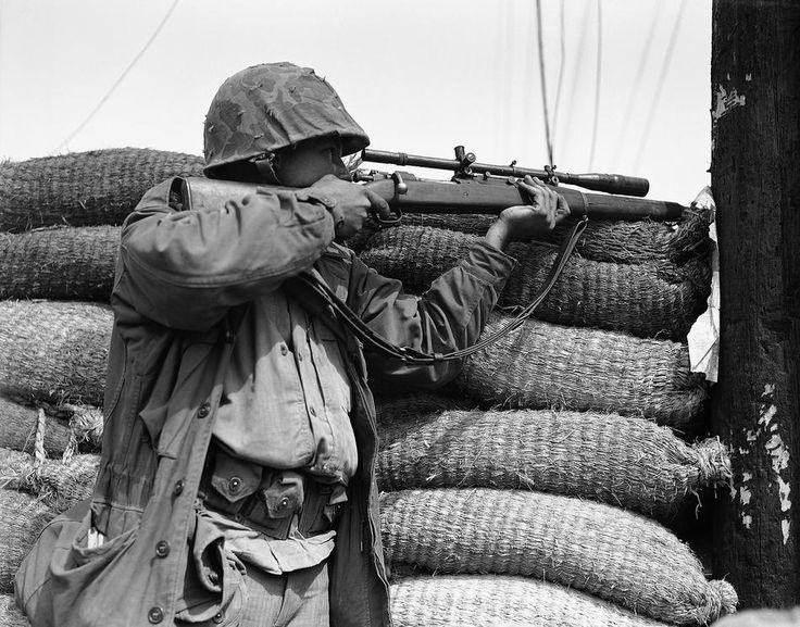 Drawn snipers korean war Images Sniper war Korean Korean
