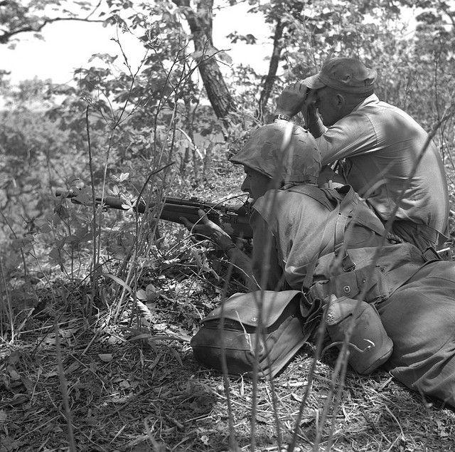 Drawn snipers korean war Calm 25) War(6 Korean Korean