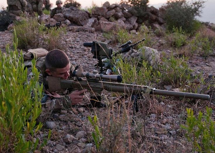 Drawn snipers marine sniper Sniper United Marine on Pinterest
