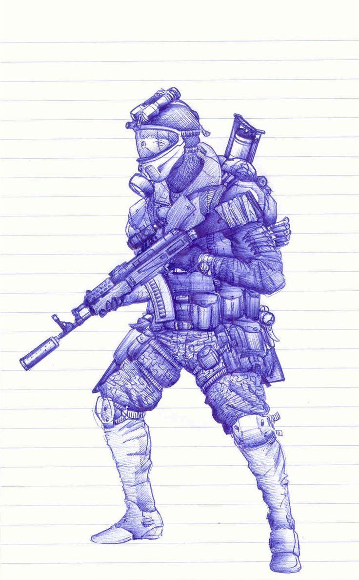 Drawn snipers metro last light TME Last Goethals great Metro