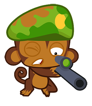 Snipers clipart american soldier Bloons by Sniper Wiki powered