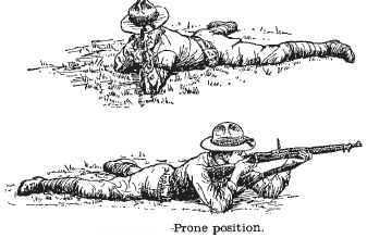 Drawn snipers prone Position [Archive] com Prone