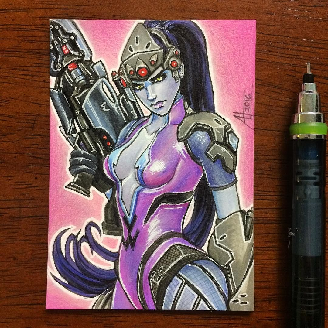 Drawn snipers space One drawn by inspired sniper