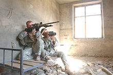 Drawn snipers us army Jalalabad U S Reconstruction team