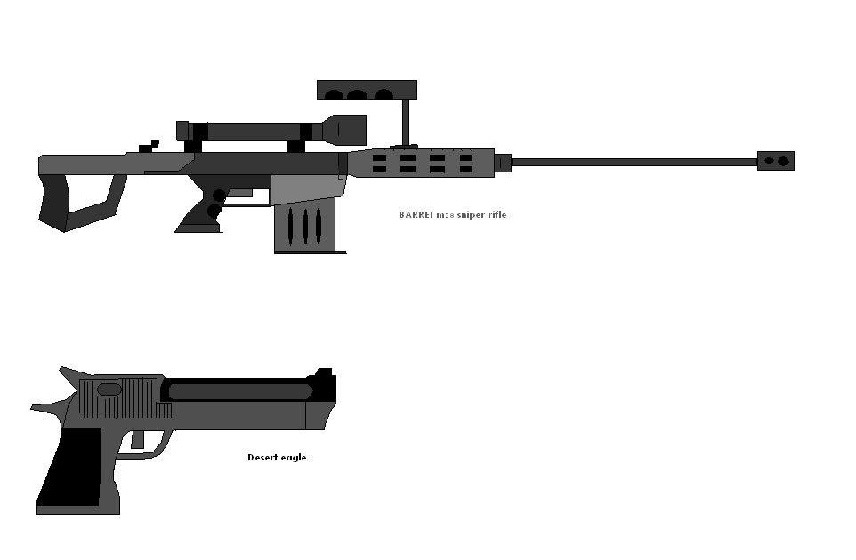 Drawn snipers uzi Tell ill drawing think post