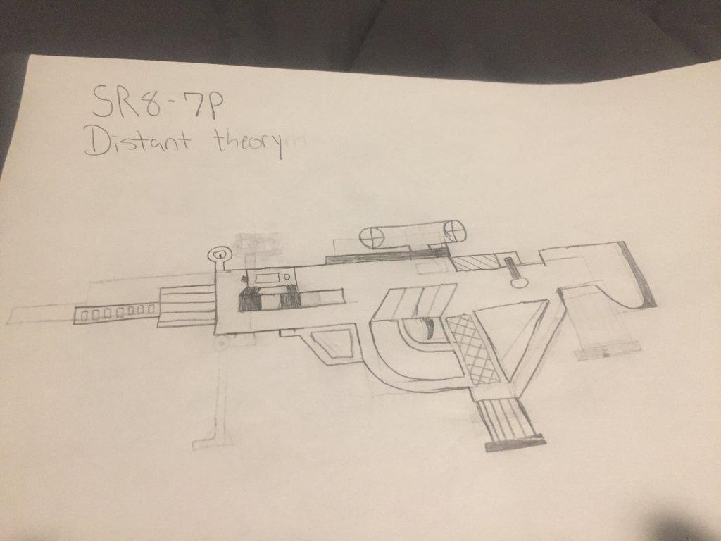 Drawn snipers uzi UZI Dbrown102902 Dbrown102902 Hybrid UZI