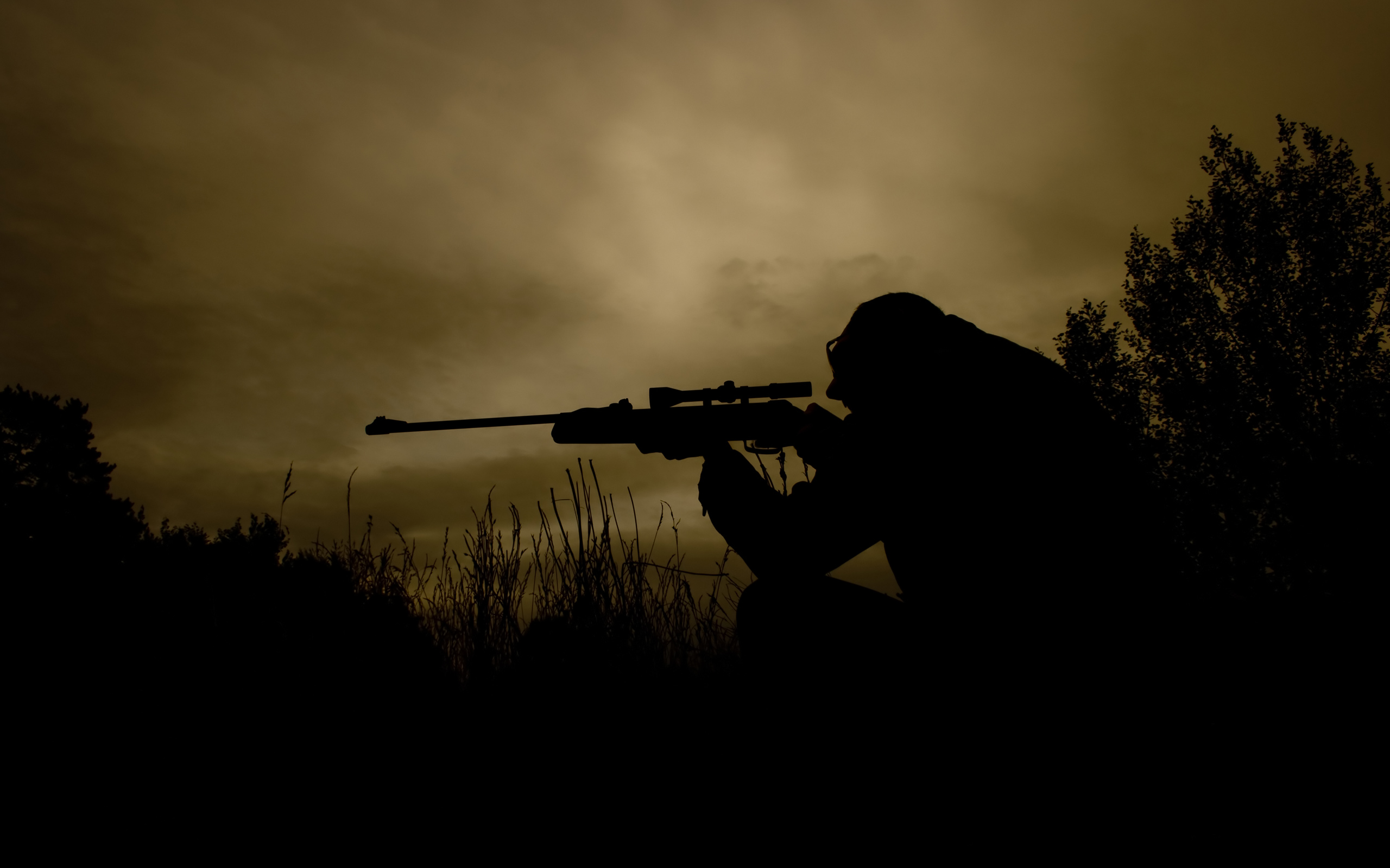 Drawn snipers wallpaper Wallpaper wallpaper ID:105977 HD 2560x1600
