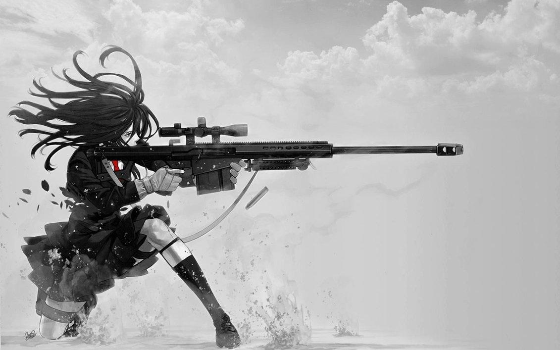 Drawn snipers wallpaper Hd Poses Hd Sniper Wallpaper