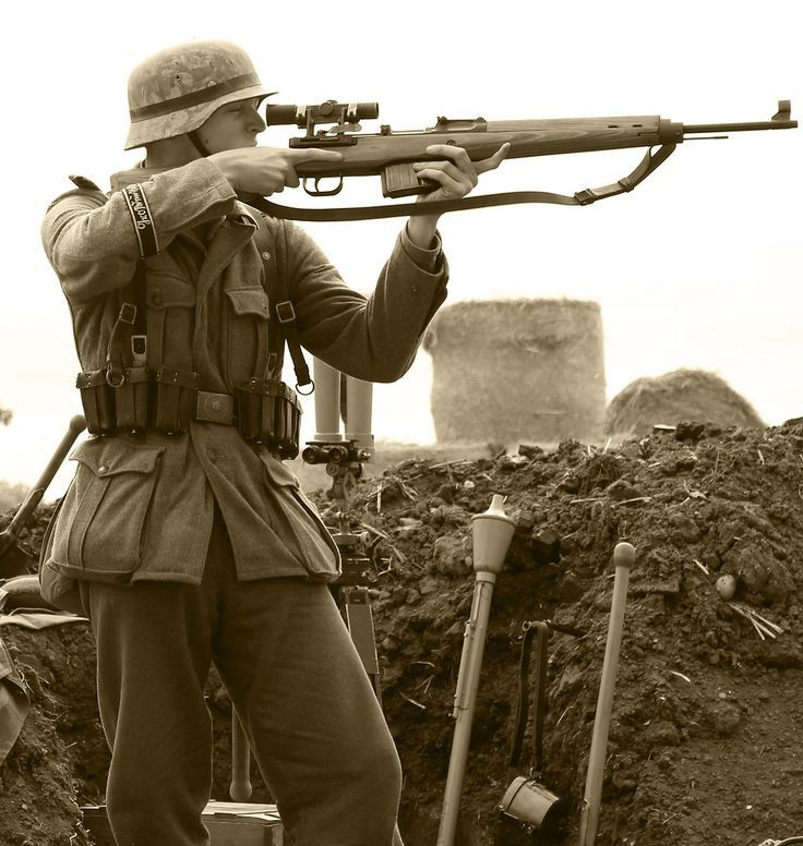 Drawn snipers wehrmacht Images Heer German about automatic