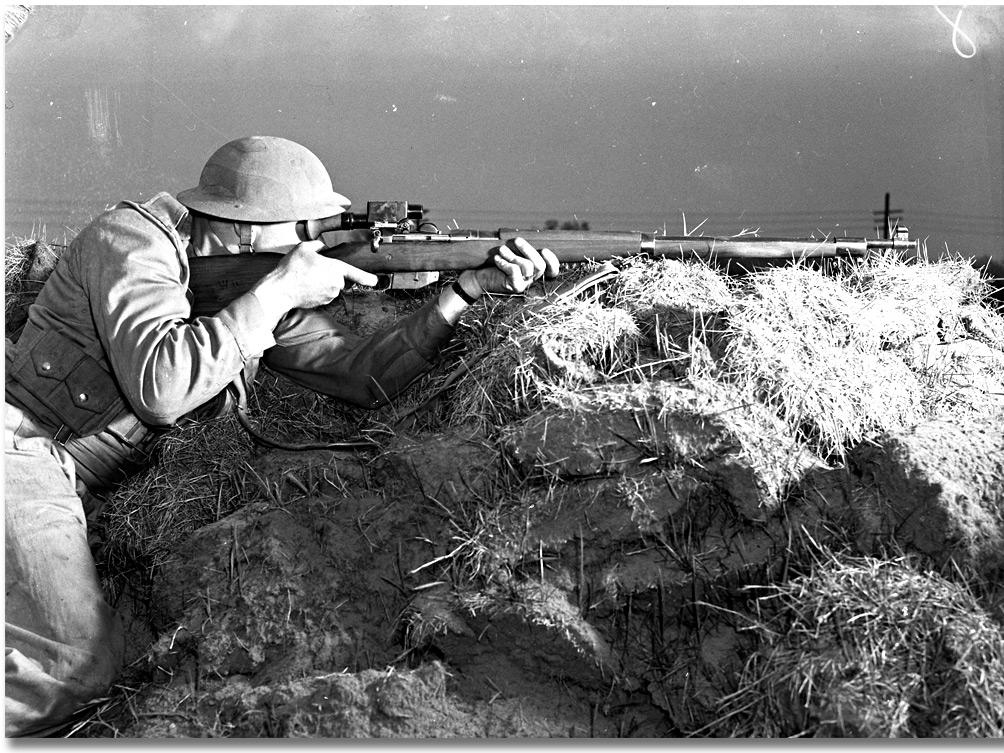 Drawn snipers ww1 gun M10 MkIII*  Milsurps Ross