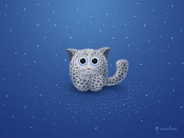 Drawn snow leopard funny Leopard Inspiration Drawing – Snow