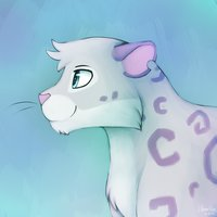 Drawn snow leopard funny Drawings Leopard Anime BirdyCrossing ·