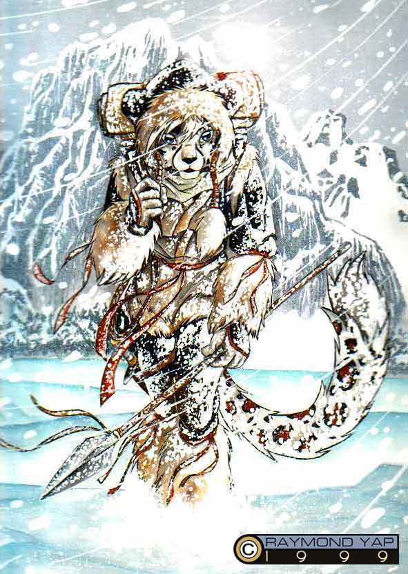 Drawn snow leopard furry Snowleopard alphaleo14 snowleopard snowleopard on
