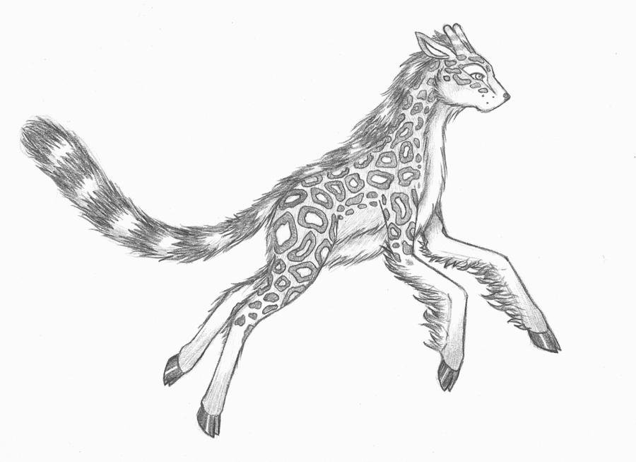 Drawn snow leopard snow tiger ShadOBabe on Giraffe+Snow by DeviantArt