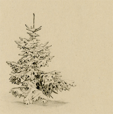 Drawn snow snowy tree Sarah snowy ♢ snowy drawing