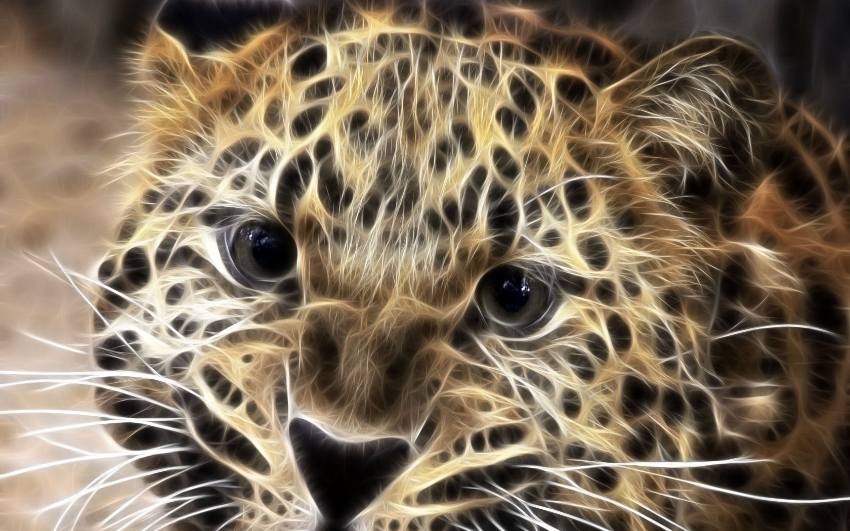 Drawn snow walpaper Leopard WallpaperSafari Drawn Wallpaper Leopard