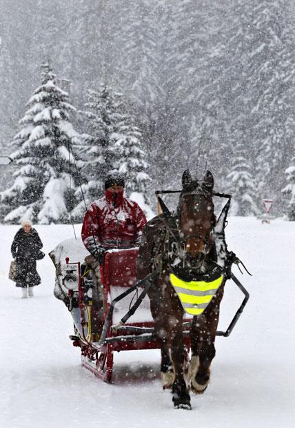 Drawn snowfall winter Switzerland parts Germany snow Austria