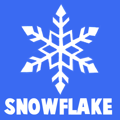 Drawn snowflake cute Tutorial Step Draw to Tutorial
