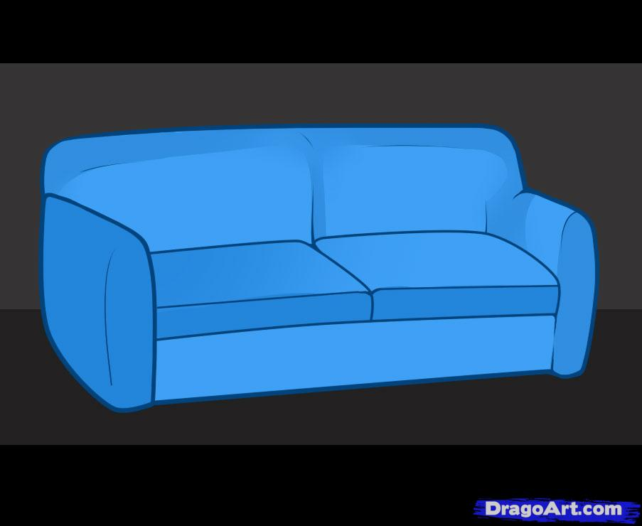 Drawn sofa Stuff furniture FREE how to