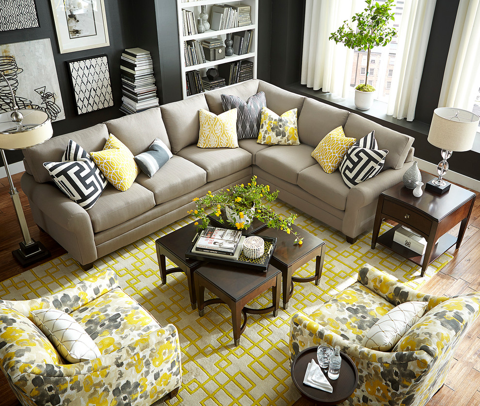 Drawn sofa accent Armchair Sectional And Sofa Accent