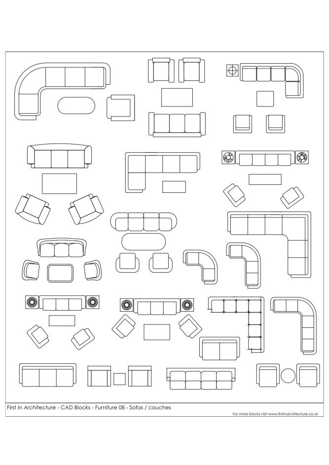 Drawn sofa architectural drawing 507 graphics and Pinterest more