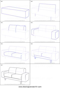 Drawn sofa easy A step to comfortable and