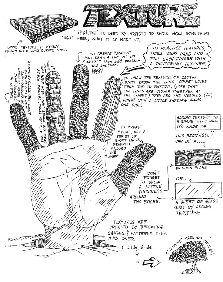 Drawn contrast texture Best Pinterest Drawing exercises on