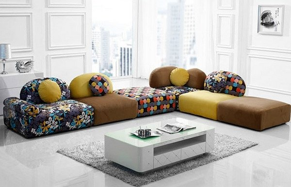 Drawn sofa low contrast Balance Splendidly with  Comfortable