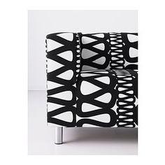 Drawn sofa pattern IKEA Details GREEN KLIPPAN Ever