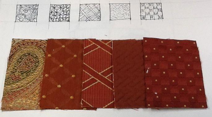 Drawn sofa pattern Pattern Drawing Sofa rendering variety