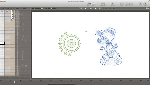 Drawn software Paper Software to Animation Be