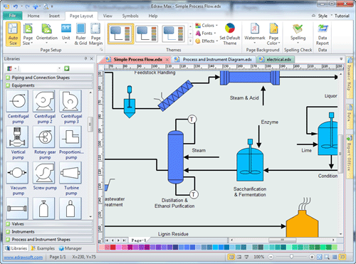 Drawn software Instrumentation Drawing and Easy and