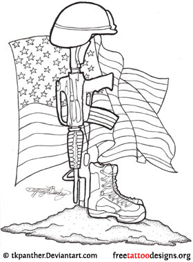 Drawn boots army Soldier  drawing memorial Soldier