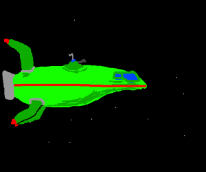Drawn spaceship futurama FlGUI) spaceship spaceship by futurama