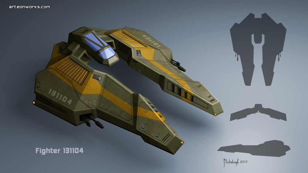 Drawn spaceship junker Deviantart concept fighter 413918081 http://www